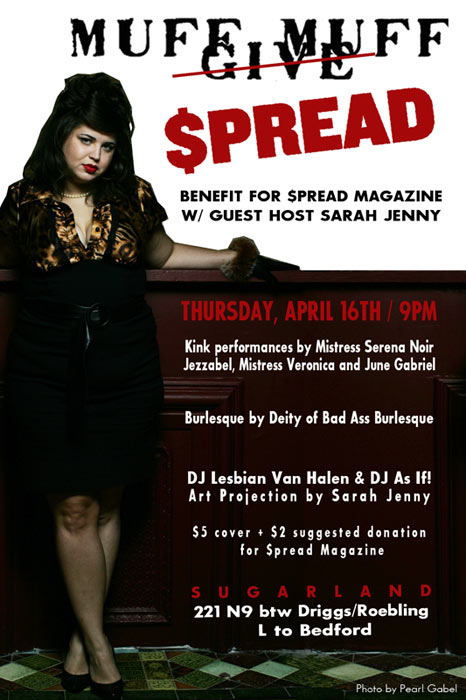 A $pread Benefit Party