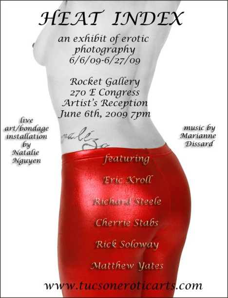 Heat Index: an exhibition of erotic photography